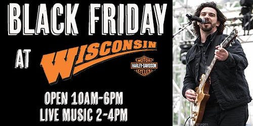 Black Friday at Wisconsin Harley-Davidson