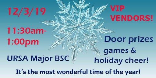 Staff Council Holiday Bash
