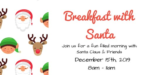 Breakfast with Santa at the Genesee Grande Hotel