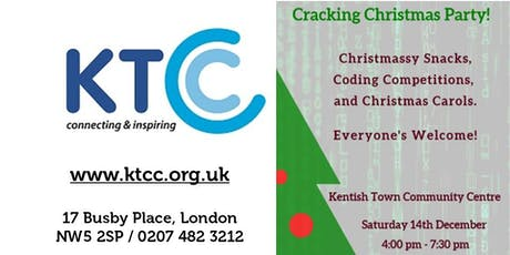 The Kentish Town Christmas Coding  Party tickets