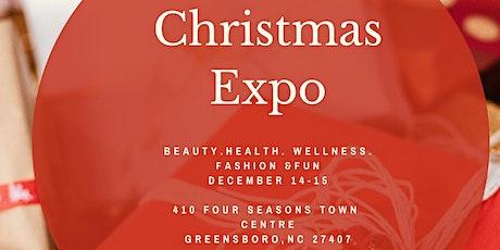Christmas Expo tickets