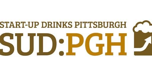 Startup Drinks Pittsburgh - January