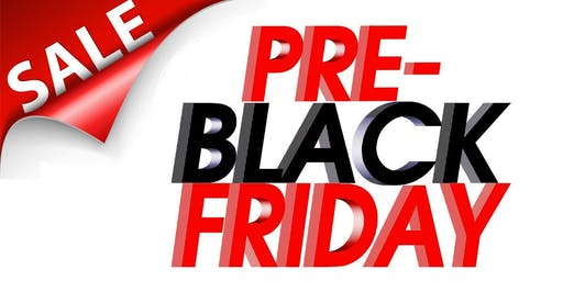 Pre-Black Friday Mattress Sale
