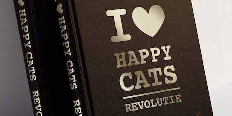 Roadshow: I LOVE HAPPY CATS - Revolutie tickets