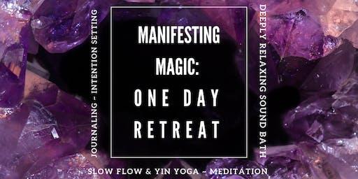 Manifesting Magic: One Day Retreat