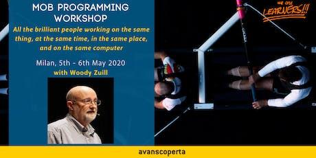 Mob Programming Workshop 2020 biglietti