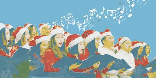 英国华人青年合唱团圣诞慈善音乐会 Divine Melody Choir Christmas Charity Concert