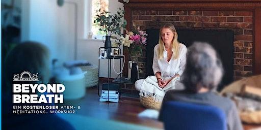 'Beyond Breath' - Eine kostenlose Einführung zum Happiness Programm - Offenburg