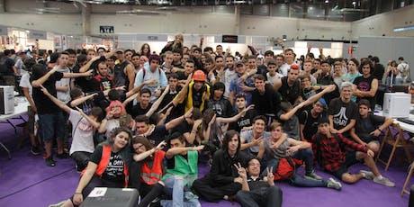 Bilbao Gamers Open #Gabonak tickets