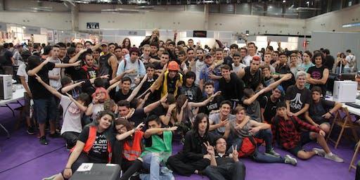Bilbao Gamers Open #Gabonak