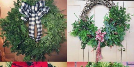 Wreath Making Workshop!