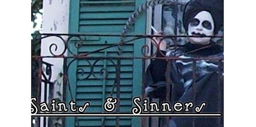 Saints & Sinners Tour (04-07-2020 starts at 1:00 PM)