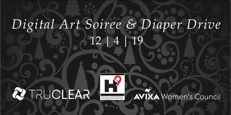 AWC SoCal Event - Digital Art Soiree & Diaper Drive hosted by TruClear tickets