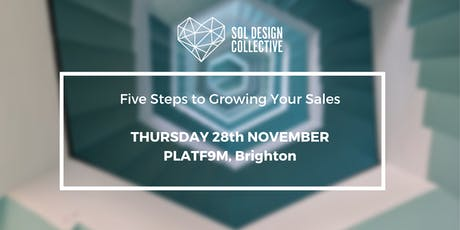 Five Steps to Growing your Sales tickets