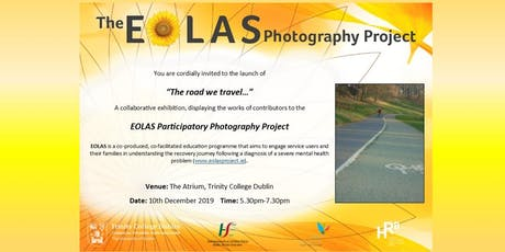 'EOLAS: The Road we travel…' Photographic Exhibition tickets