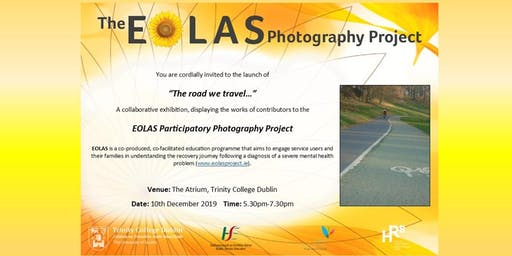 'EOLAS: The Road we travel…' Photographic Exhibition