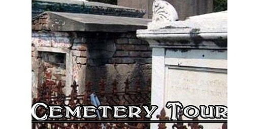 St Louis #1 Cemetery Tour (02-29-2020 starts at 1:00 PM)