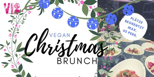 VEGAN CHRISTMAS BRUNCH - WINTER  SPECIAL BUFFET IN 3 GÄNGEN