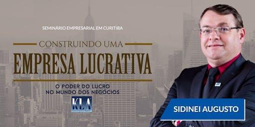 SEMINÁRIO - CONSTRUINDO UMA EMPRESA LUCRATIVA -