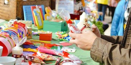 Local Craft Market - Vendor Registration tickets