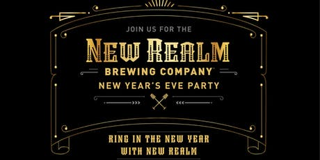 New Year's Eve at New Realm Brewing tickets