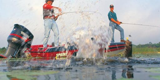 West Marine St Pete Presents Mark Nichols of D.O.A.Lures