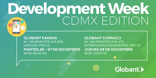 Development Week CDMX