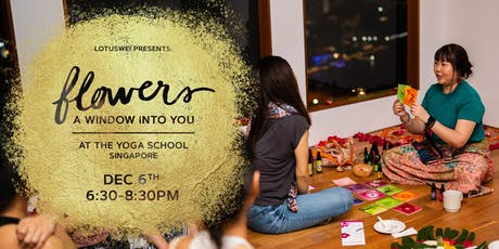 LOTUSWEI presents FLOWERS: A Window Into You tickets
