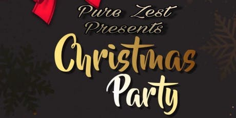 Pure Zest's 2019 Christmas Party tickets