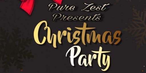 Pure Zest's 2019 Christmas Party