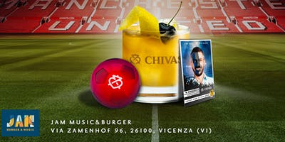 CHIVAS SOUR LEAGUE - JAM BURGER&MUSIC