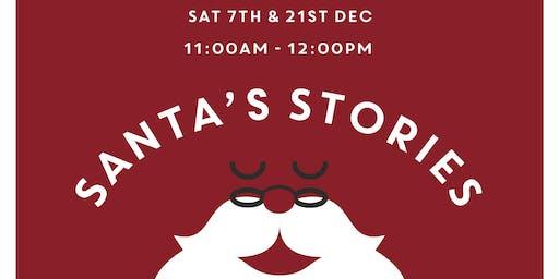 Santa's Stories at Duke Street Market