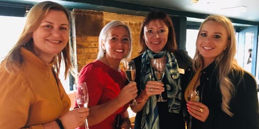 Festive Business Networking Party