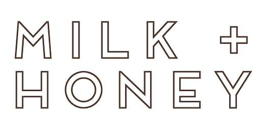 Holiday Cookie Workshop with Milk + Honey