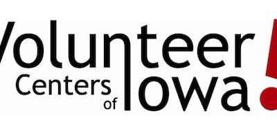 Volunteer Centers of Iowa Volunteer Management Training Series Webinar Winter 2020