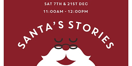 Santa's Stories at Duke Street Market tickets