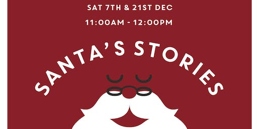 Santa's Stories at Duke Street Market
