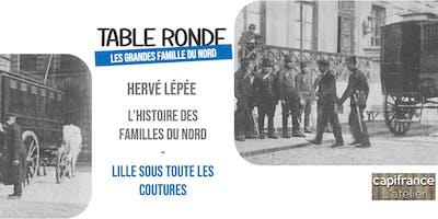 Table Ronde : Histoire et Familles du Nord