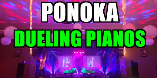 Ponoka Dueling Pianos Extreme- Burn 'N' Mahn All Request Show