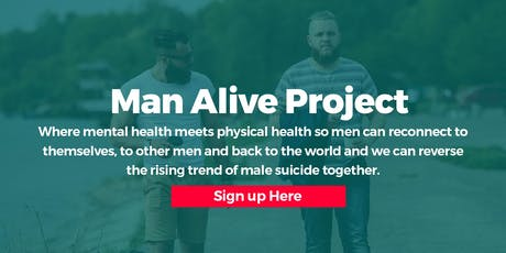 The Man Alive Project tickets
