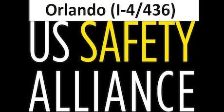 MOT TTC Advanced REFRESHER (AMOT-R) - Orlando (I-4 & 436) - December 4th, 2019 (Wednesday) tickets