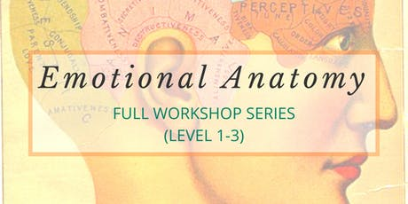 Emotional Anatomy: Level 1-3  tickets