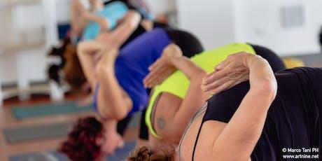 Lezioni di Hatha yoga a Prato biglietti
