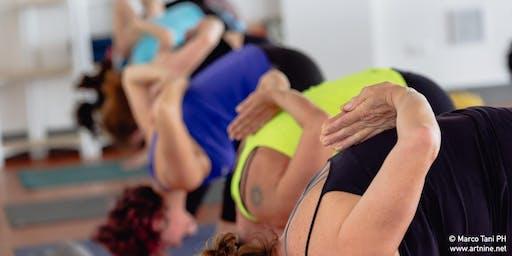 Lezioni di Hatha yoga a Prato