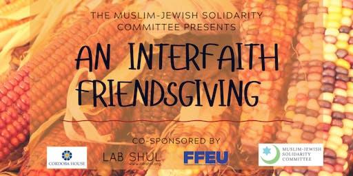 An Interfaith Friendsgiving
