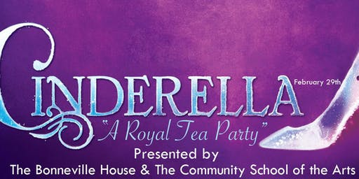 Cinderella Tea Party