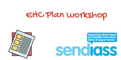 Kirkley EHCP Workshop for Parents/carers