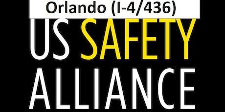 MOT TTC Advanced (AMOT) - Orlando Area (I-4 & 436) - December 5-6, 2019 (Thursday-Friday) tickets