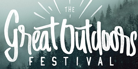 The Great Outdoors Festival tickets