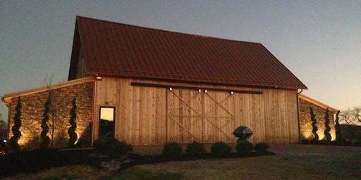 Christmas String Art  Show - Rusty River Barn